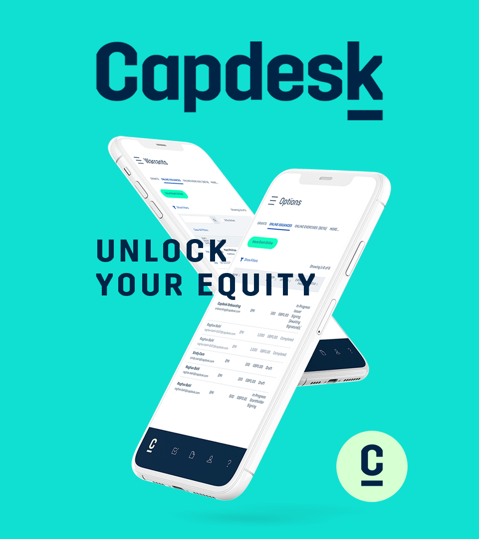 Capdesk tile