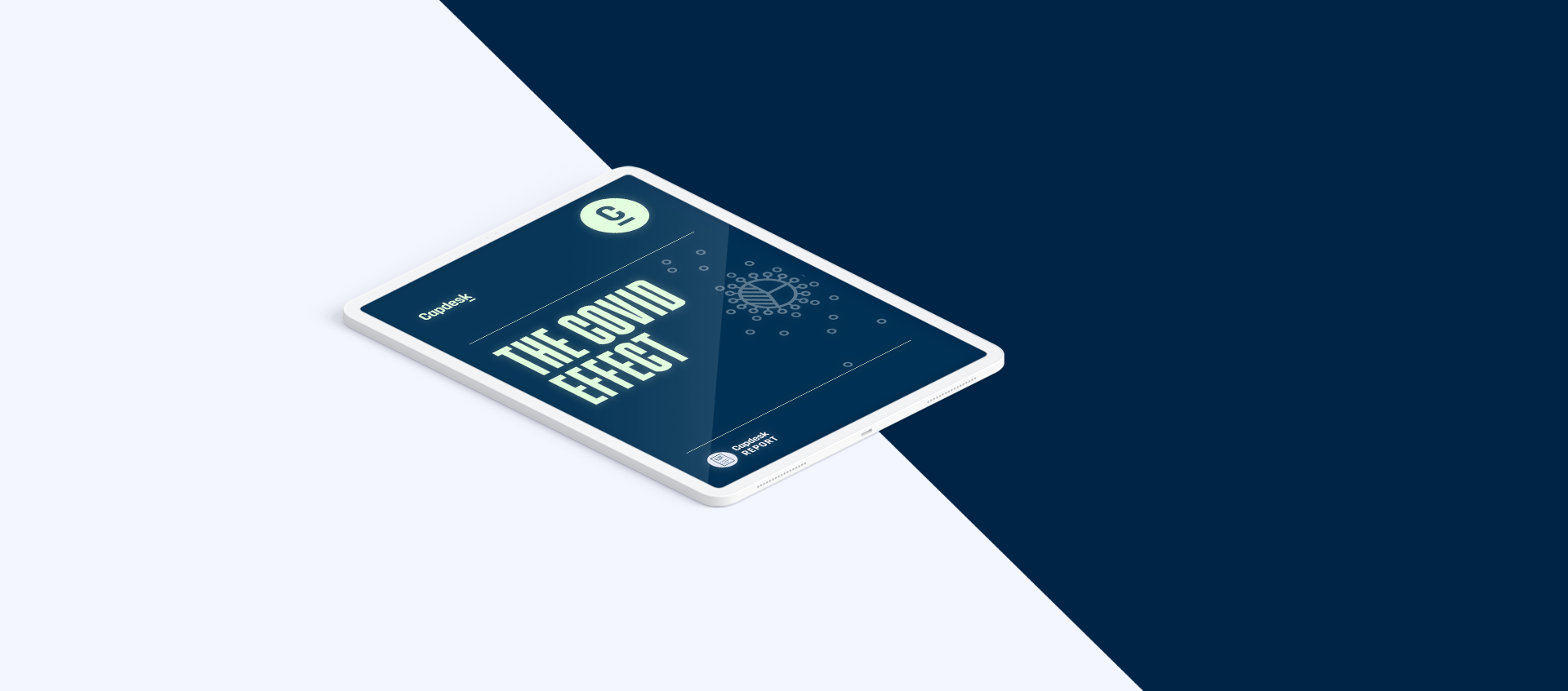 Covid report_Landing page banner